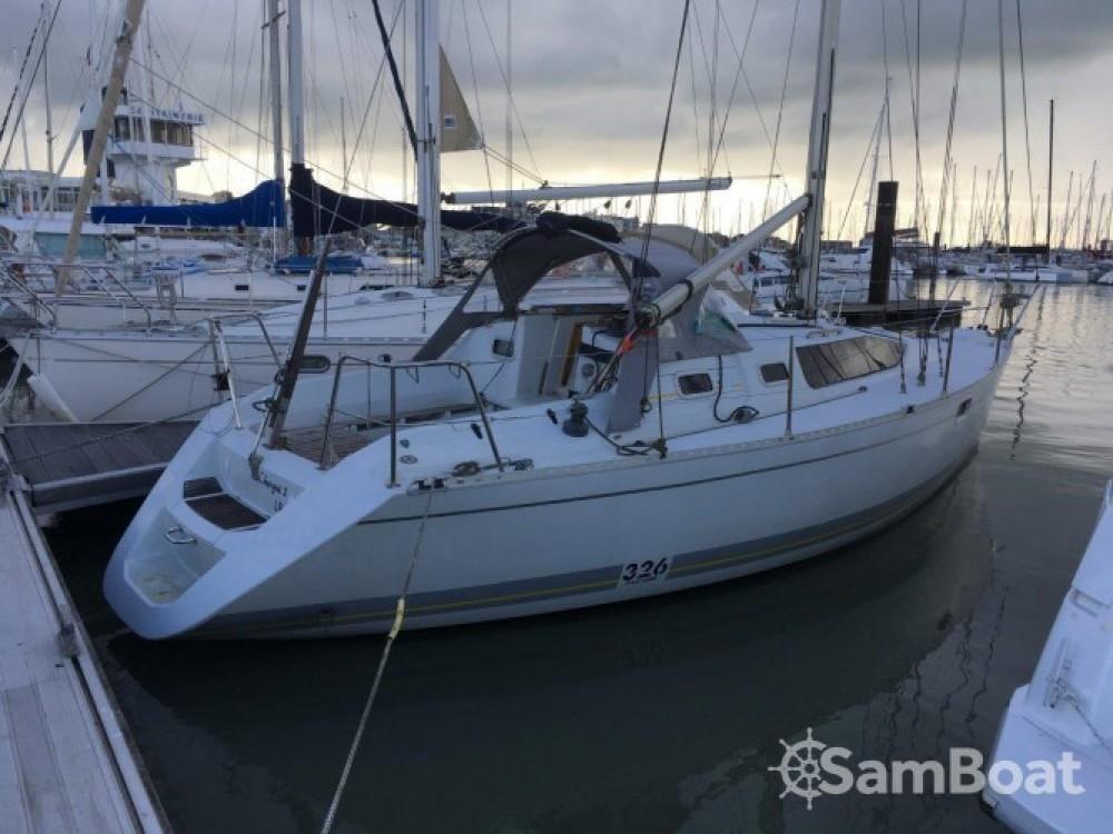 Boat rental Kirie Feeling 326 in  on Samboat