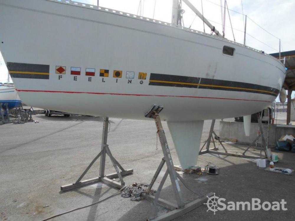 Boat rental  cheap Feeling 326