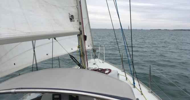 Louer Voilier avec ou sans skipper Kirie à La Rochelle