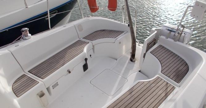 Location bateau Bénéteau Oceanis à Pornichet sur Samboat