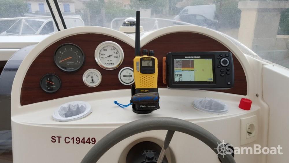 Quicksilver  620 Cruiser entre particuliers et professionnel à Marseille