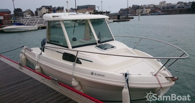 Location bateau Dieppe pas cher merry fisher