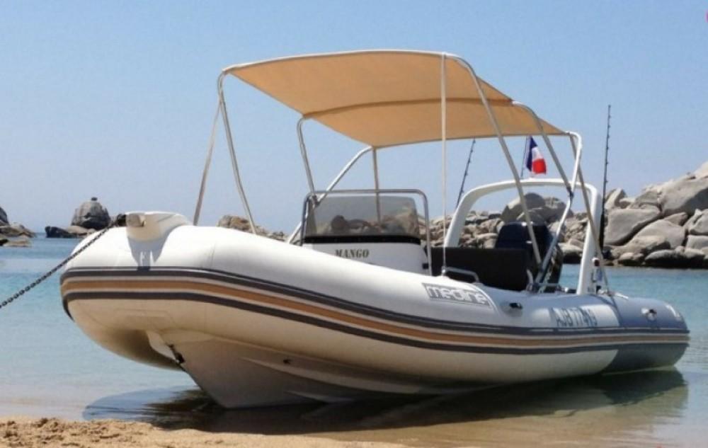 Boat rental Zodiac Medline II in Porto-Vecchio on Samboat