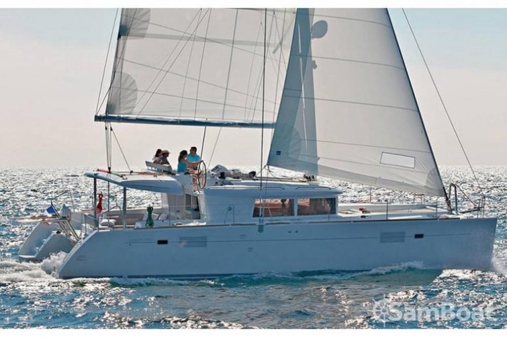 Rental yacht Lávrio - Lagoon Lagoon 450 on SamBoat