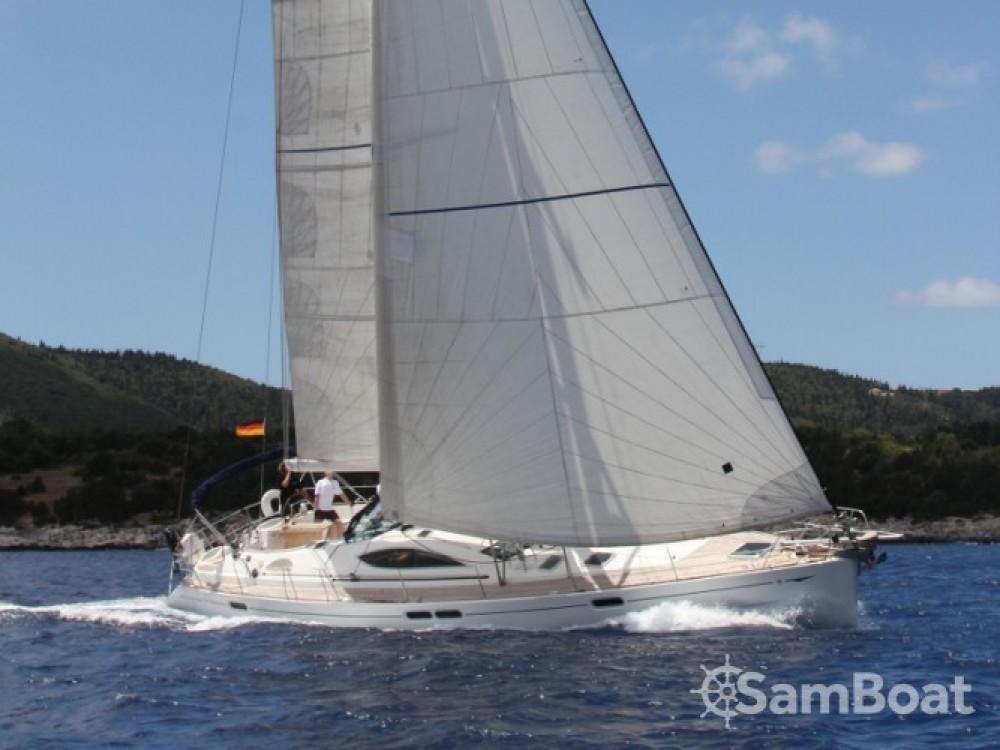 Yacht-Charter in Lefkada - Jeanneau Sun Odyssey 54DS auf SamBoat