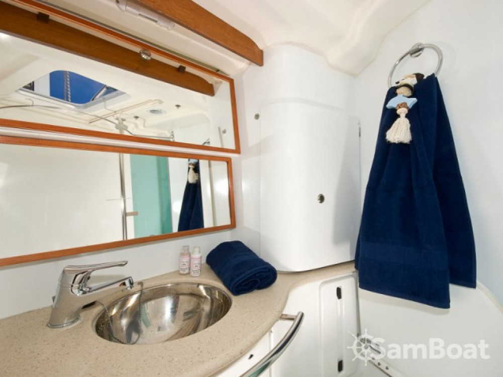 Segelboot mieten in Lefkada - Jeanneau Sun Odyssey 54DS