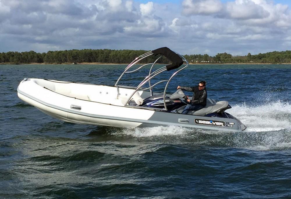 Louez un Sealwer waveboat 626 à Mandelieu-la-Napoule