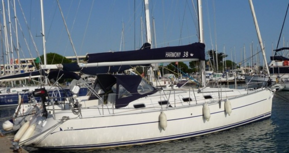 Poncin Yachts Harmony 38 between personal and professional La Grande-Motte