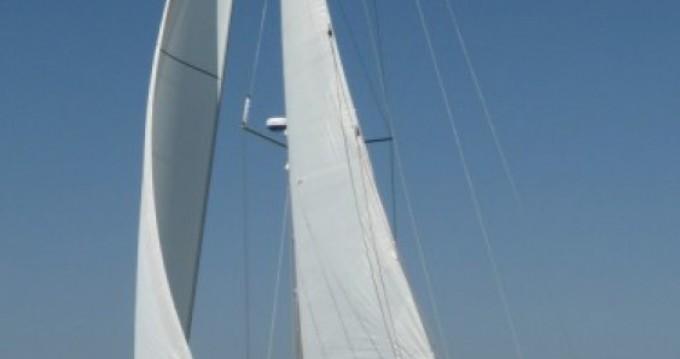 Location Voilier à La Grande-Motte - Poncin Yachts Harmony 38