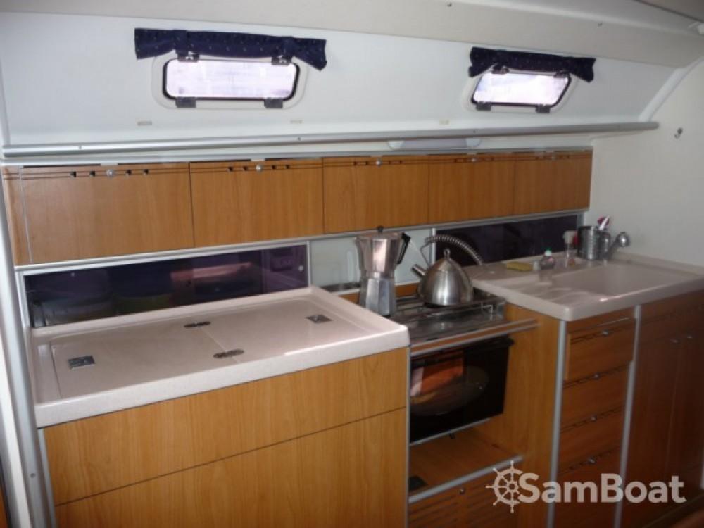 Rental Sailboat in La Grande-Motte - Poncin Yachts Harmony 38