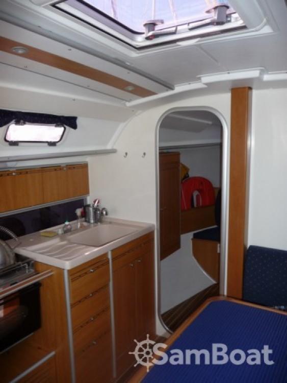 Boat rental Poncin Yachts Harmony 38 in La Grande-Motte on Samboat