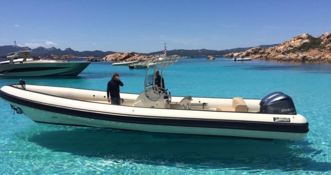 Location Semi-rigide à Porto Cervo - Sea Water Smeralda 300