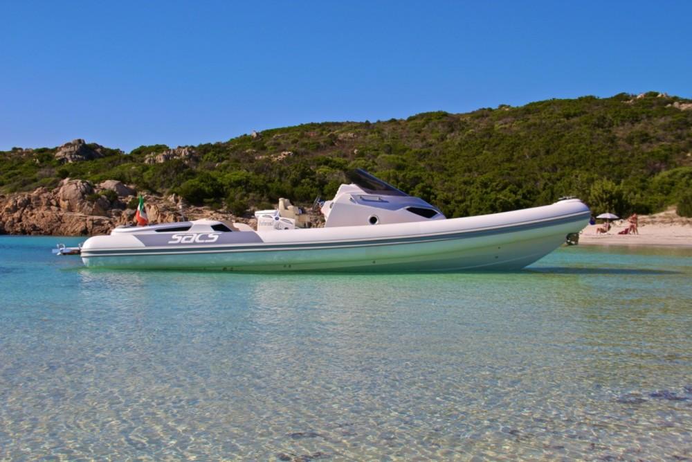 Boat rental Porto Cervo cheap Strider 11