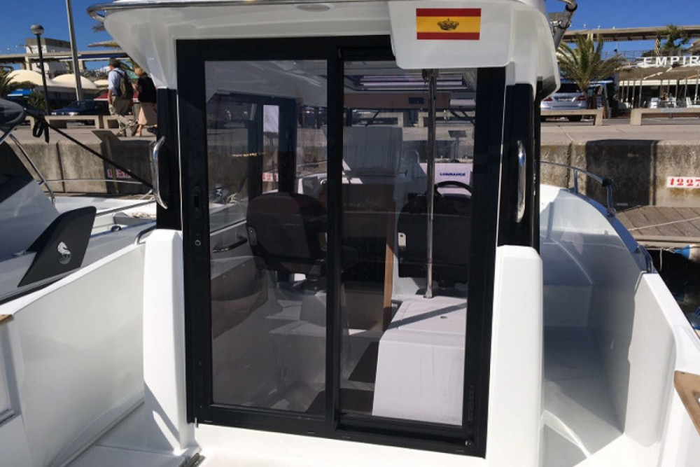 Location yacht à Port Olímpic - Bénéteau Barracuda 7 sur SamBoat