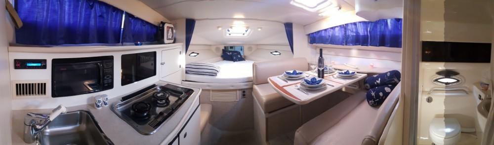 Rental Motor boat in Split - Bayliner Ciera 285