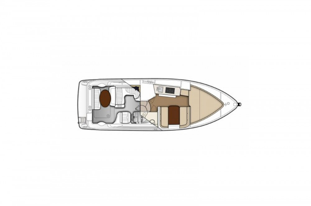 Rent a Bayliner Ciera 285 Split
