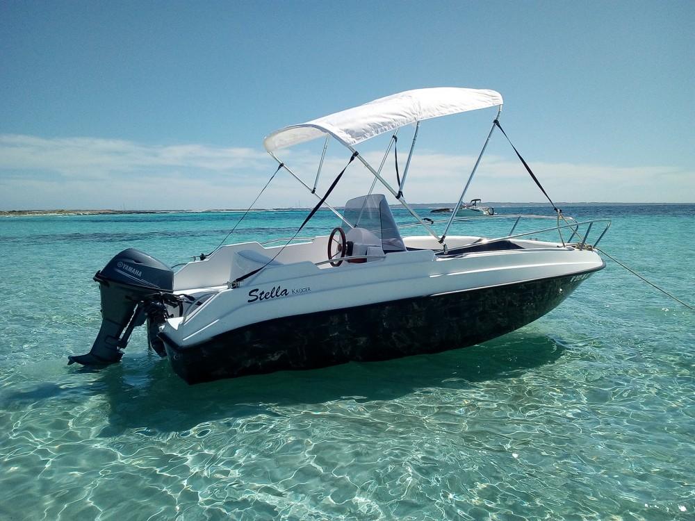 location bateau  u00e0 moteur stella-kruger kruger 470 kruger 470    u0026quot bateau sans permis u0026quot