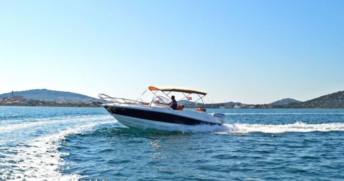 Noleggio Barca a motore Marion  con un permesso di