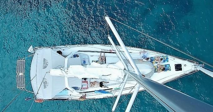 Location bateau Bénéteau Oceanis 45 à Golfe-Juan sur Samboat