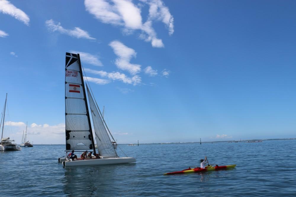 Rental Catamaran in Papeete - Adh Inotec Diam 24