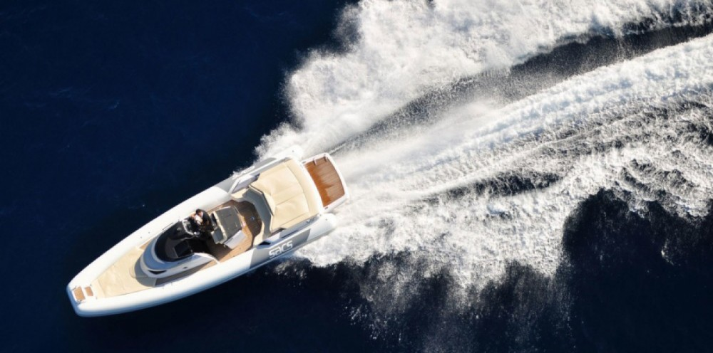 Hire RIB with or without skipper Sacs Porto Cervo