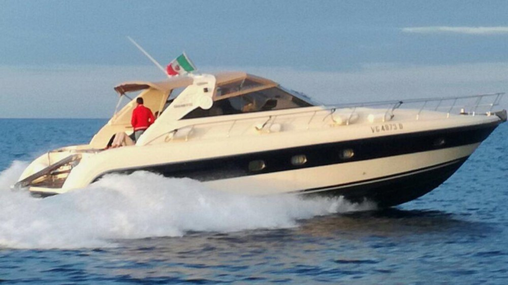 Hire Yacht with or without skipper Gianetti Trapani