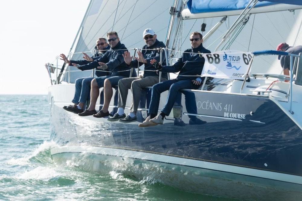 Bavaria 50 CRUISER entre particuliers et professionnel à La Rochelle