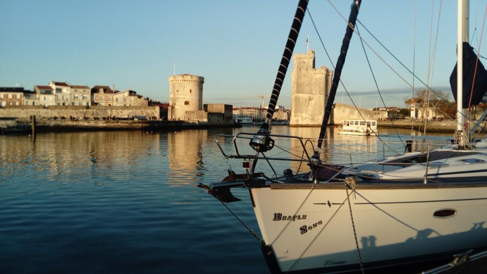 Louez un Bavaria 50 CRUISER à La Rochelle