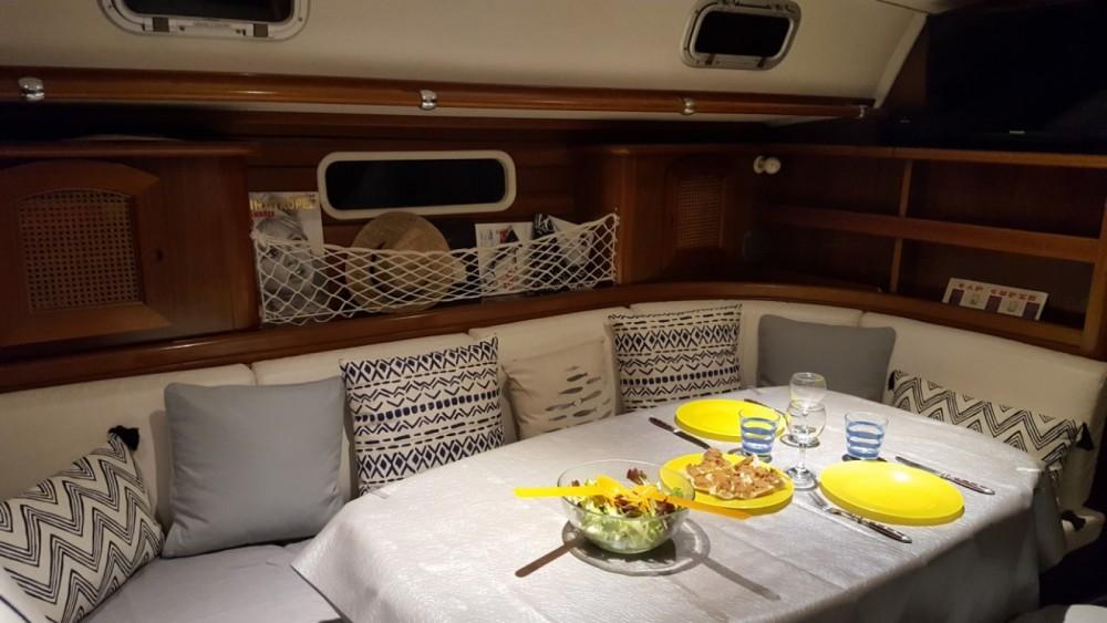 Rental Sailboat in Ajaccio - Bénéteau Beneteau 50