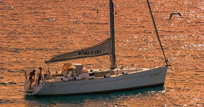 Location yacht à Cannigione - Wauquiez Centurion 45 S sur SamBoat