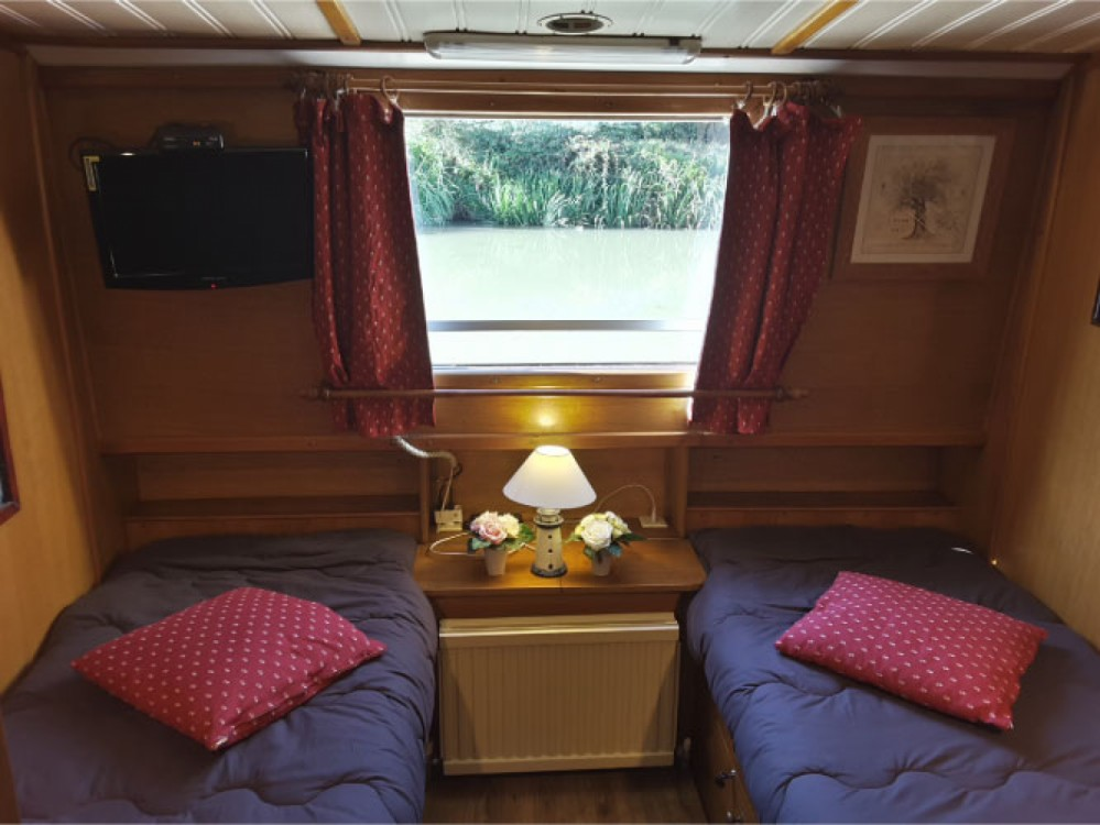 Rental Houseboat in Portiragnes - Canal-Du-Midi Péniche