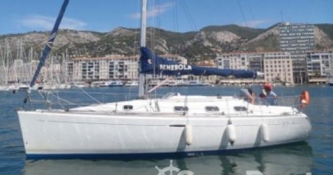 Voilier à louer à Toulon au meilleur prix