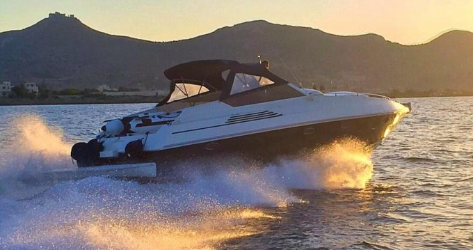 Pershing Pershing 33 entre particuliers et professionnel à Trapani