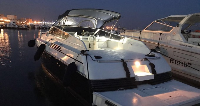 Location Yacht à Trapani - Pershing Pershing 33