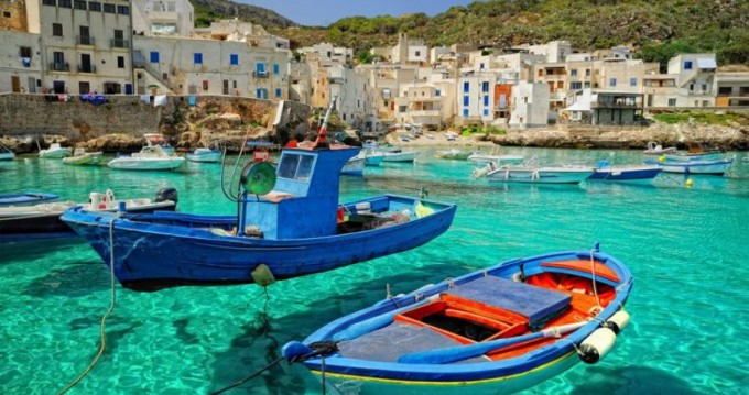 Location Yacht à Trapani - Cantieri Del Golfo Ipanema 53