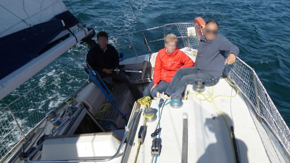 Rental yacht Saint-Suliac - Bénéteau First 32 on SamBoat