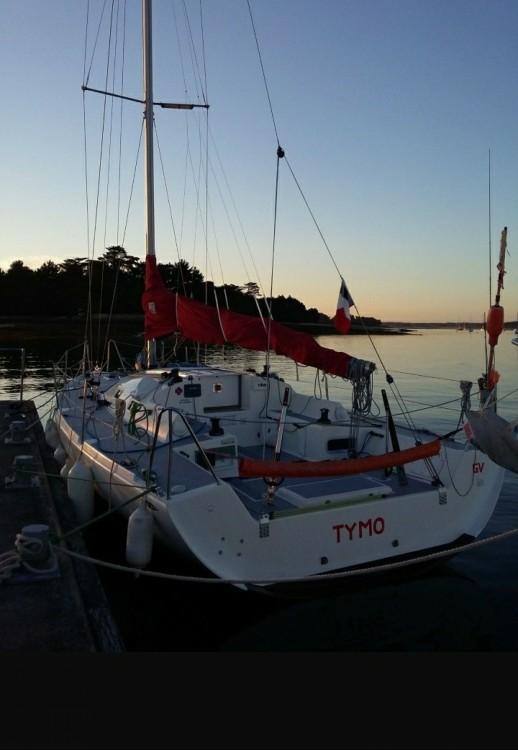 Verhuur Zeilboot 3c-Composites met vaarbewijs