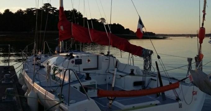 Location bateau Loctudy pas cher Bongo 9.60