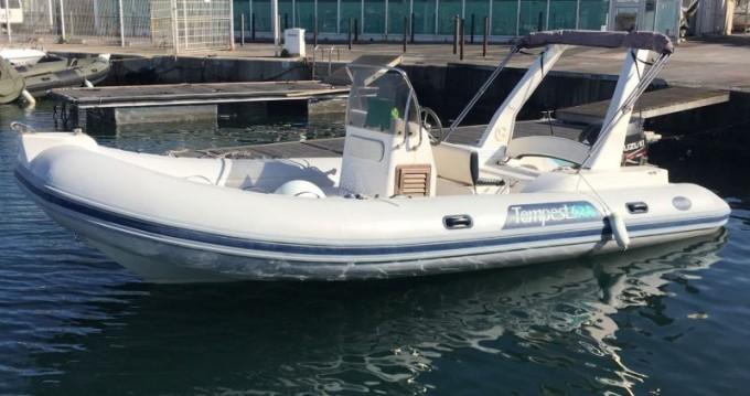 Location bateau Capelli Tempest 625 à Saint-Florent sur Samboat