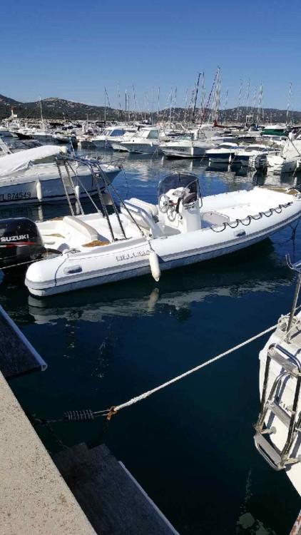 Location yacht à Cavalaire-sur-Mer - Lomac BELUGA 21 sur SamBoat