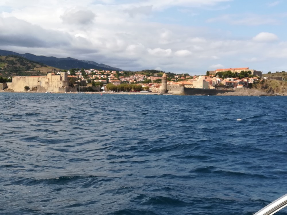 Quicksilver Activ 555 Cabin zwischen Privatpersonen und professionellem Anbieter Argelès-sur-Mer