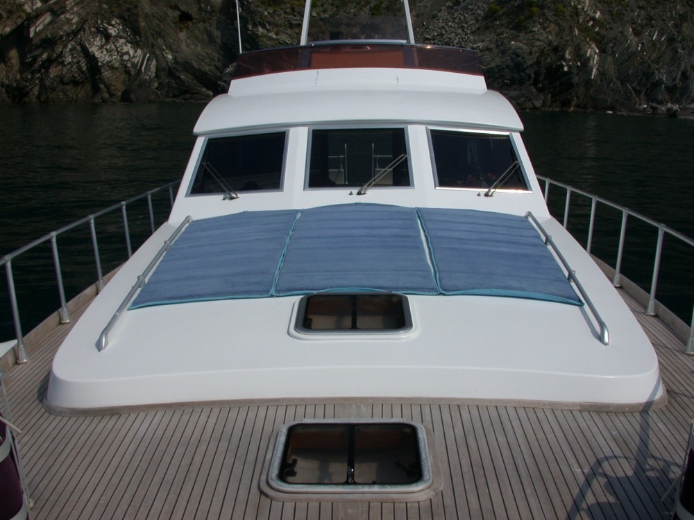 Rental yacht La Spezia - Camuffo C16 on SamBoat