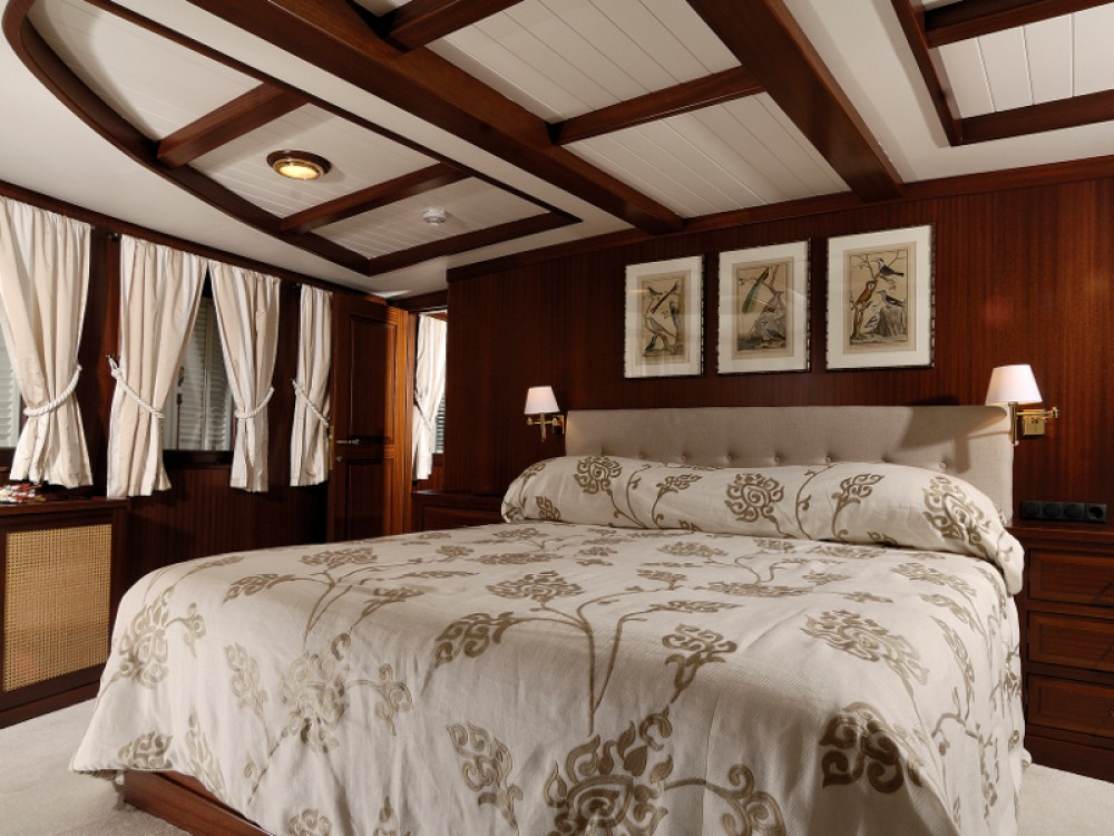Location bateau Pirinççi Köyü pas cher Classic Luxury Cruiser