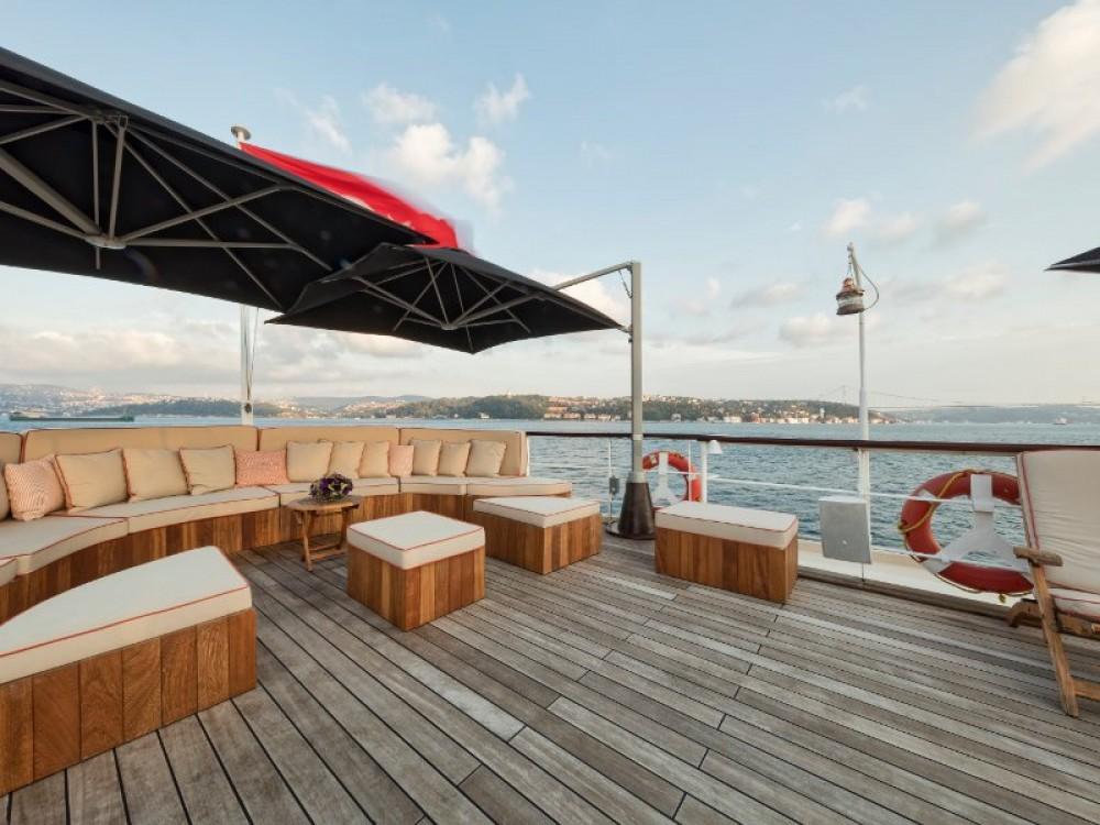 Location yacht à Pirinççi Köyü - Bavaria Classic Luxury Cruiser sur SamBoat