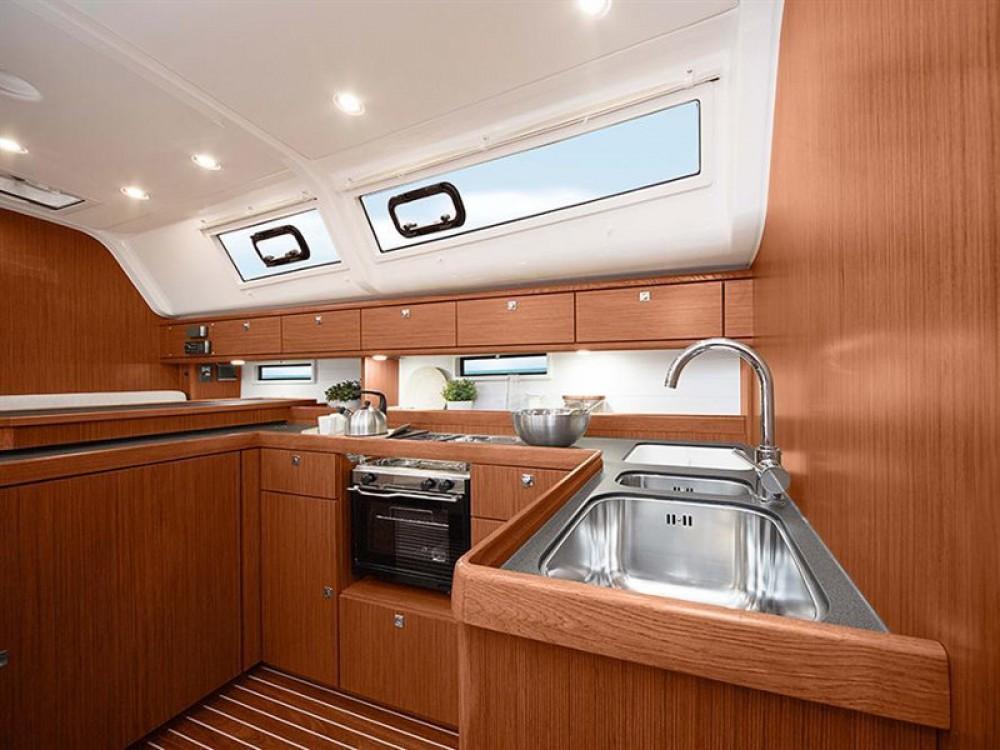 Bavaria Bavaria Cruiser 51 between personal and professional Marina Gouvia