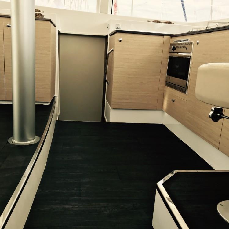 Rental yacht Marina Gouvia - Bali Bali 4.0.. on SamBoat