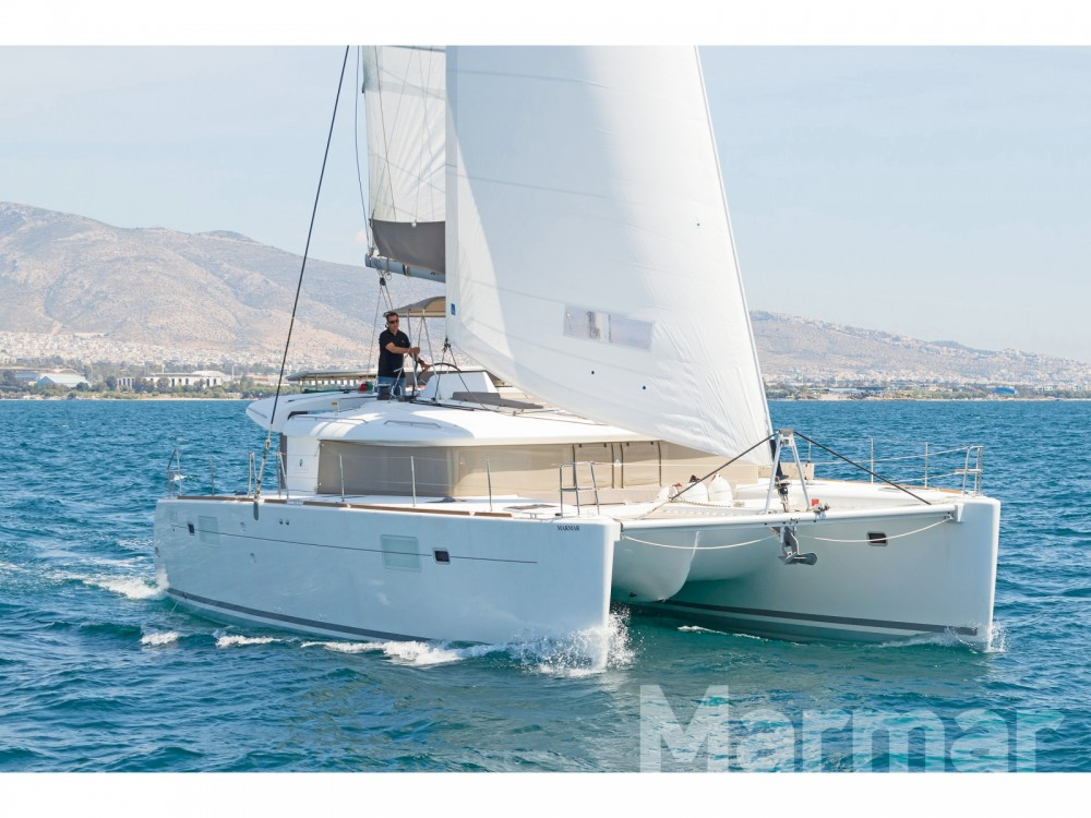 Rental yacht Alimos Marina - Lagoon Lagoon 450 on SamBoat