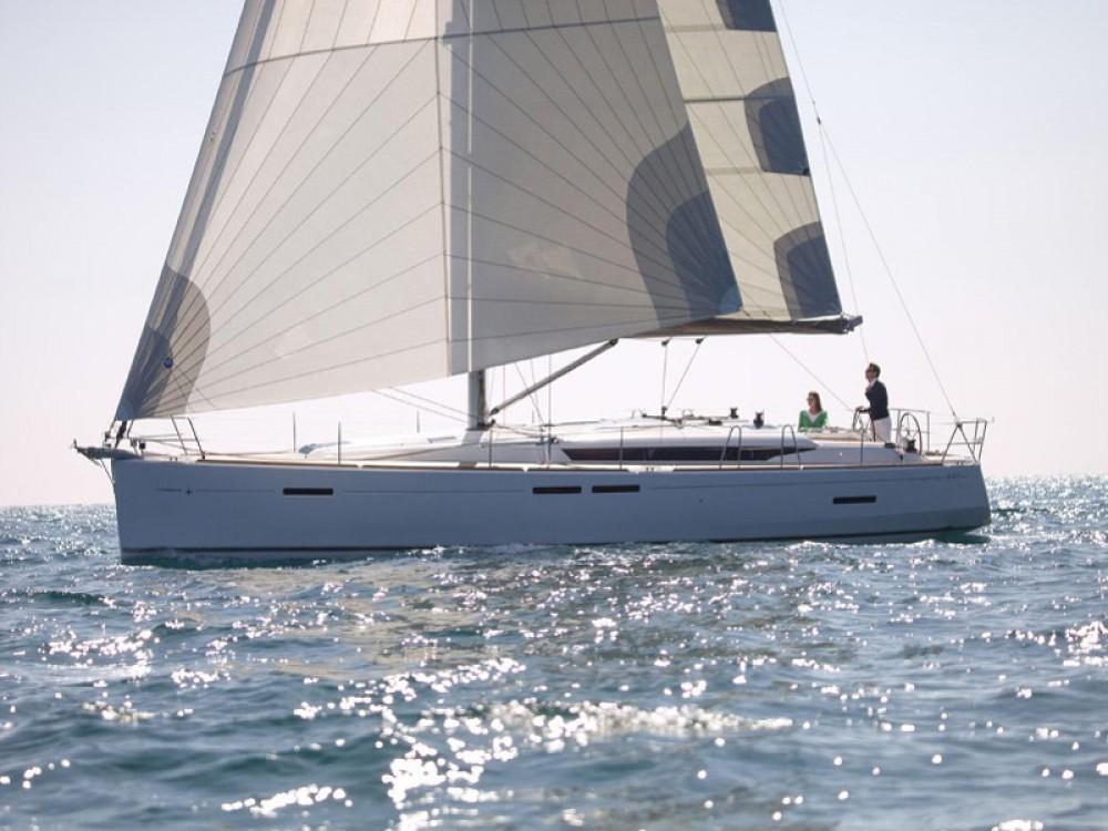Location bateau Jeanneau Sun Odyssey 449 à Nieuport sur Samboat