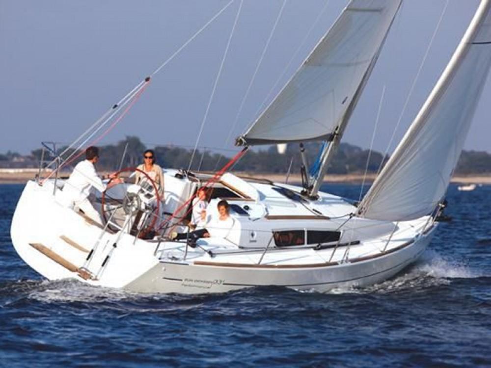 Segelboot mieten in Nieuwpoort - Jeanneau Sun Odyssey 36i