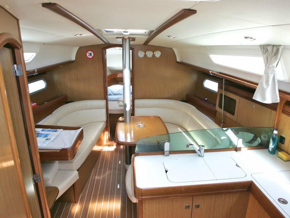 Location yacht à Nieuport - Jeanneau Sun Odyssey 36i sur SamBoat